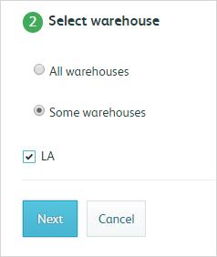 Inventory Alert 4