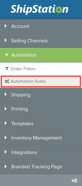 Automation Rule
